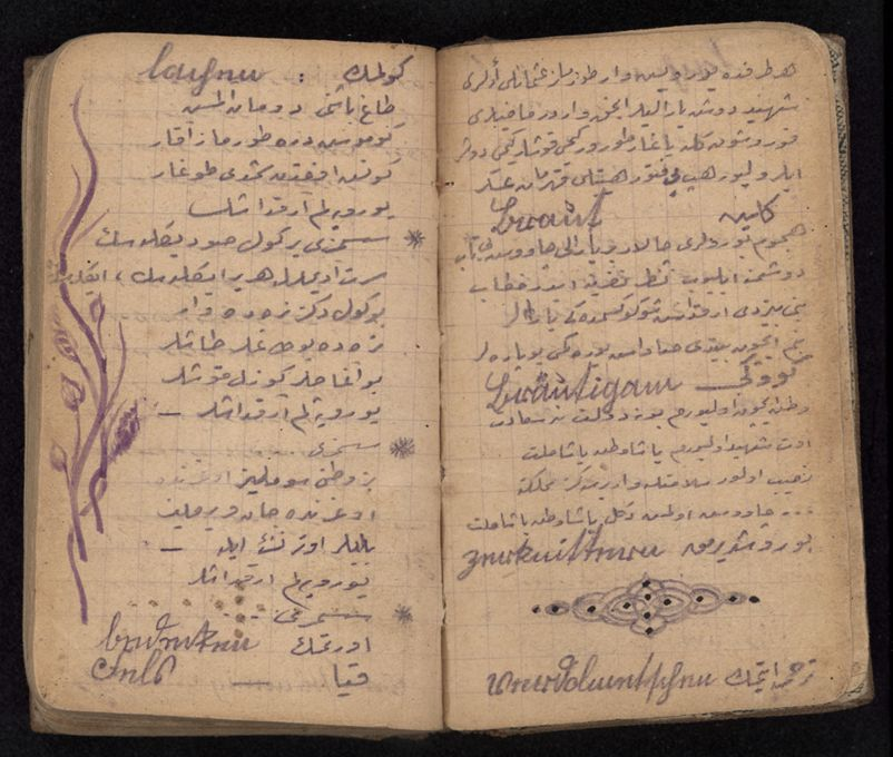 Pages from the Turkish Diary