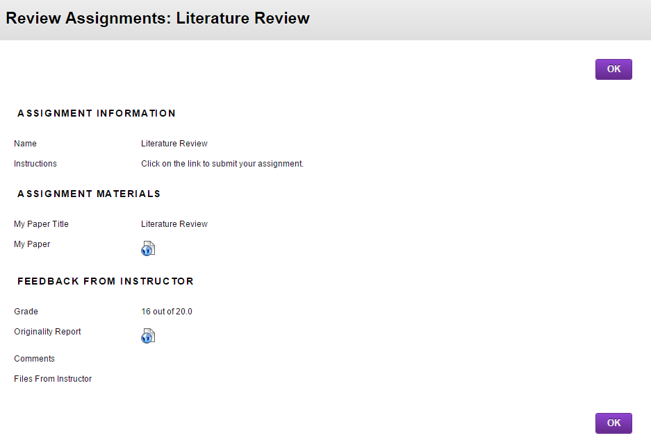 Image of literature review