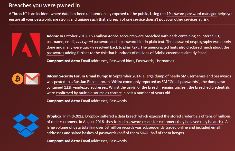 Password management - Library - University of Queensland