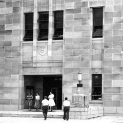 UQ Library, Duhig Building