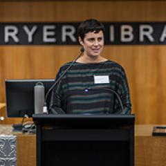 Photo of Dr Ashley Haywood